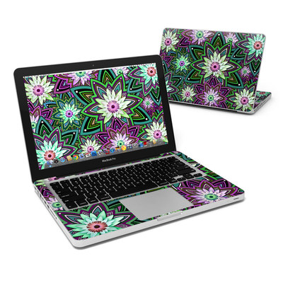 MacBook Pro 13in Skin - Daisy Trippin
