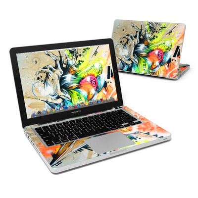 MacBook Pro 13in Skin - Dance