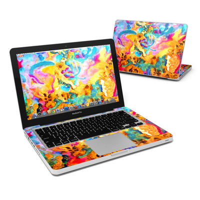 MacBook Pro 13in Skin - Dawn Dance