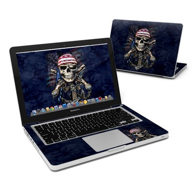 MacBook Pro 13in Skin - Dead Anchor