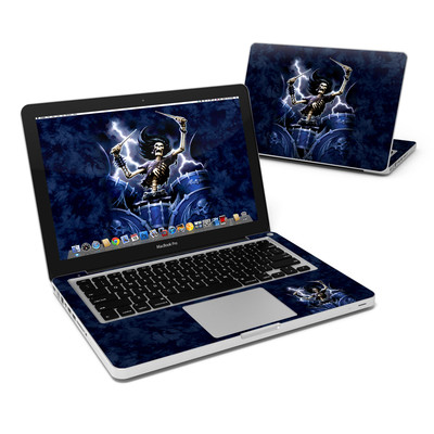 MacBook Pro 13in Skin - Death Drummer
