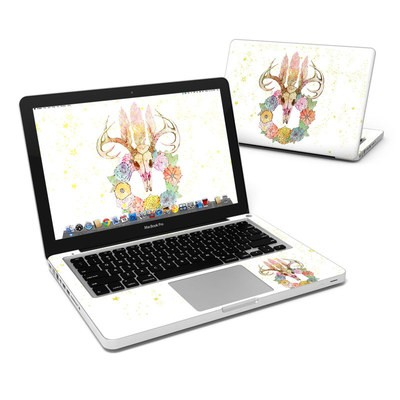 MacBook Pro 13in Skin - Deer Skull