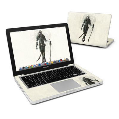 MacBook Pro 13in Skin - Dark Elf