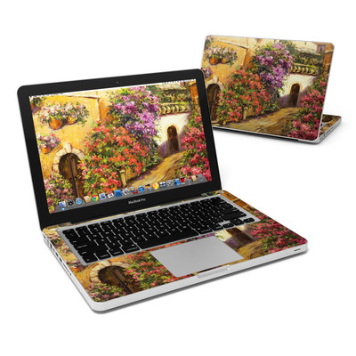 MacBook Pro 13in Skin - Via Del Fiori