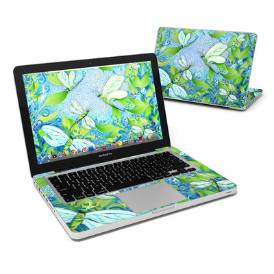 MacBook Pro 13in Skin - Dragonfly Fantasy