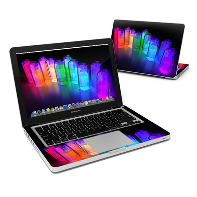 MacBook Pro 13in Skin - Dispersion