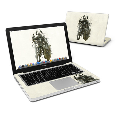 MacBook Pro 13in Skin - Dark Knight
