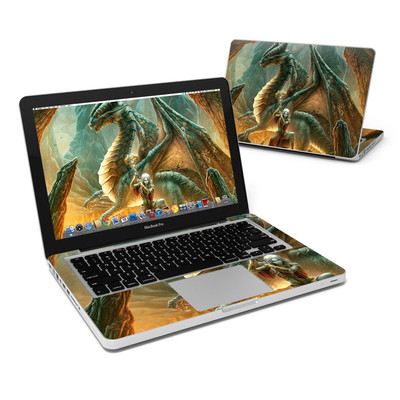 MacBook Pro 13in Skin - Dragon Mage
