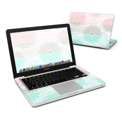 MacBook Pro 13in Skin - Doily