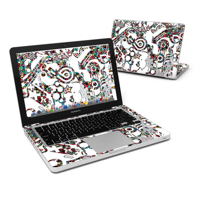 MacBook Pro 13in Skin - Dots