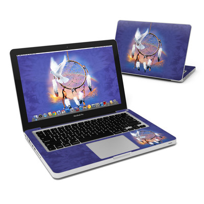 MacBook Pro 13in Skin - Dove Dreamer