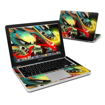 MacBook Pro 13in Skin - Dragons