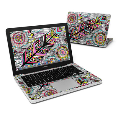 MacBook Pro 13in Skin - Dream Feather