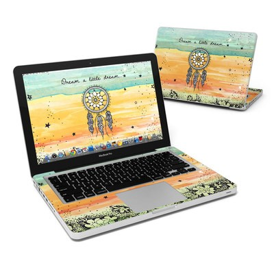 MacBook Pro 13in Skin - Dream A Little