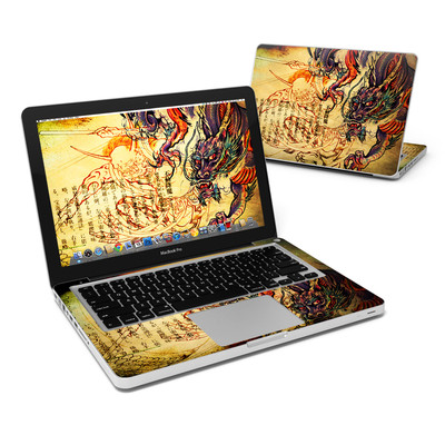 MacBook Pro 13in Skin - Dragon Legend