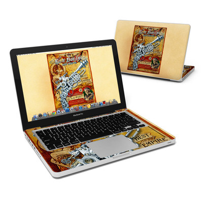 MacBook Pro 13in Skin - The Duelist