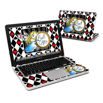 MacBook Pro 13in Skin - Eat Me