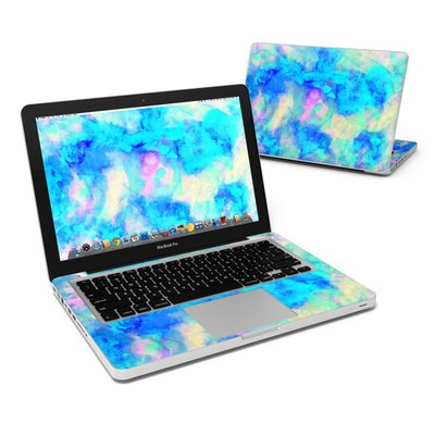 MacBook Pro 13in Skin - Electrify Ice Blue