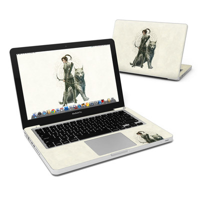MacBook Pro 13in Skin - Half Elf Girl