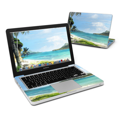 MacBook Pro 13in Skin - El Paradiso