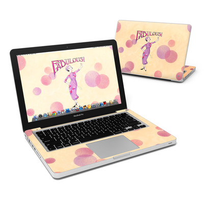 MacBook Pro 13in Skin - Fabulous