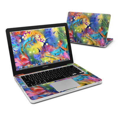 MacBook Pro 13in Skin - Fascination