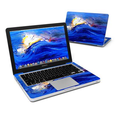 MacBook Pro 13in Skin - Feeling Blue
