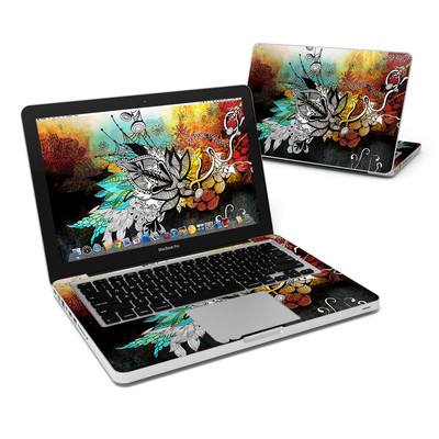 MacBook Pro 13in Skin - Frozen Dreams