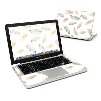 MacBook Pro 13in Skin - Feathers