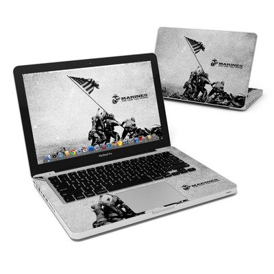 MacBook Pro 13in Skin - Flag Raise