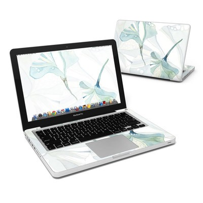 MacBook Pro 13in Skin - Floating Gingko