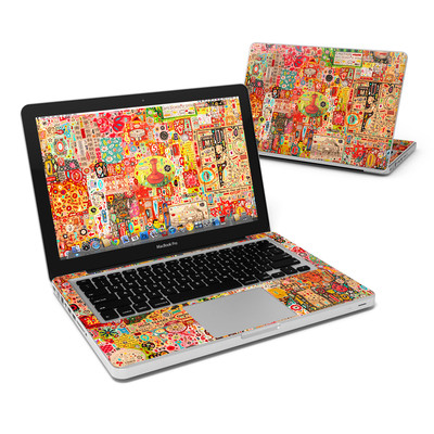 MacBook Pro 13in Skin - Flotsam And Jetsam