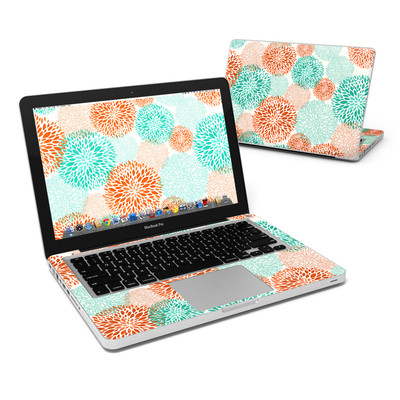 MacBook Pro 13in Skin - Flourish