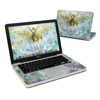 MacBook Pro 13in Skin - When Flowers Dream