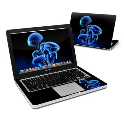 MacBook Pro 13in Skin - Fluorescence Blue