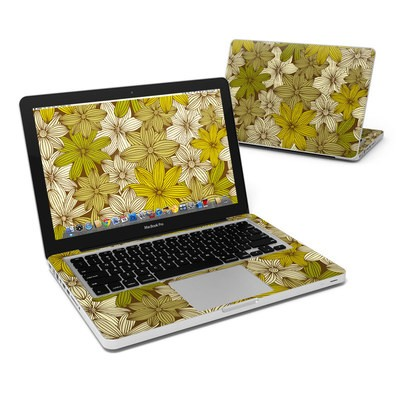 MacBook Pro 13in Skin - Flower Camo