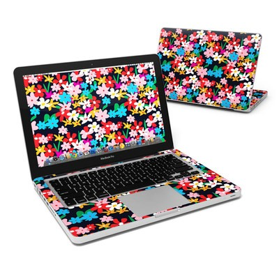 MacBook Pro 13in Skin - Flower Field