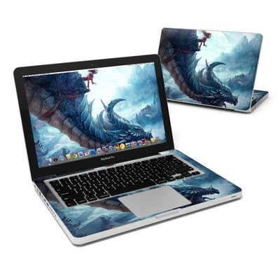 MacBook Pro 13in Skin - Flying Dragon