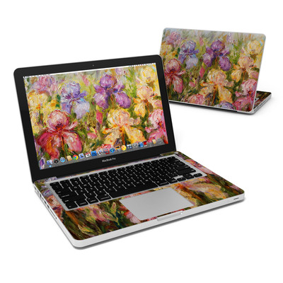 MacBook Pro 13in Skin - Field Of Irises