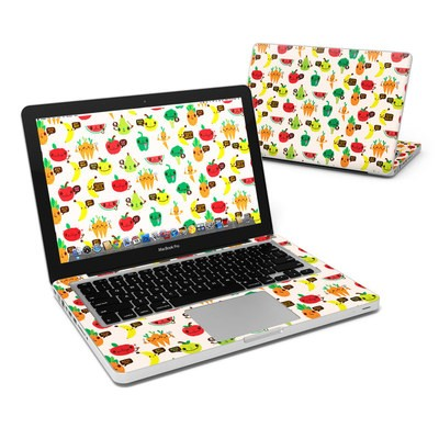 MacBook Pro 13in Skin - Fooditude