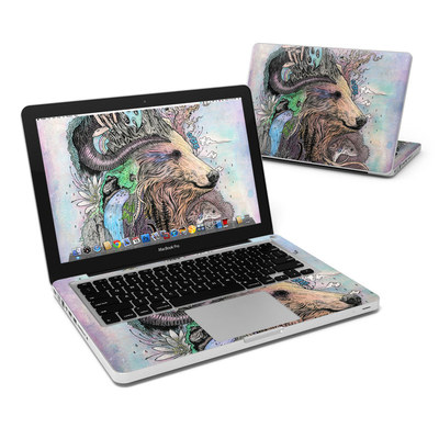 MacBook Pro 13in Skin - Forest Warden