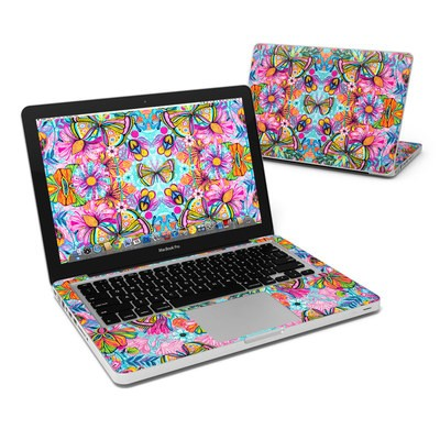 MacBook Pro 13in Skin - Free Butterfly