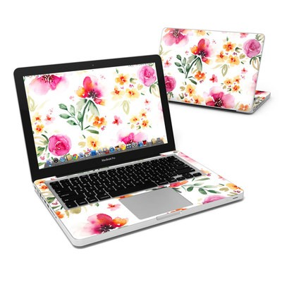 MacBook Pro 13in Skin - Fresh Flowers