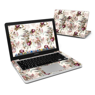 MacBook Pro 13in Skin - Frida Bohemian Spring