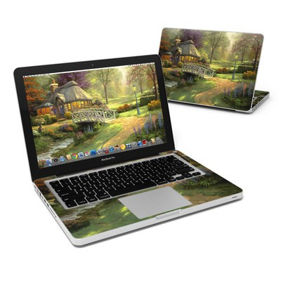 MacBook Pro 13in Skin - Friendship Cottage