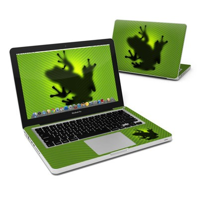 MacBook Pro 13in Skin - Frog