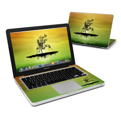 MacBook Pro 13in Skin - Flying Tree Amber