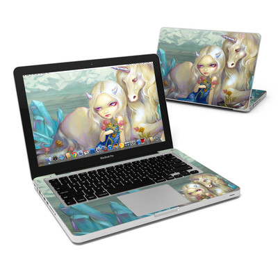 MacBook Pro 13in Skin - Fiona Unicorn