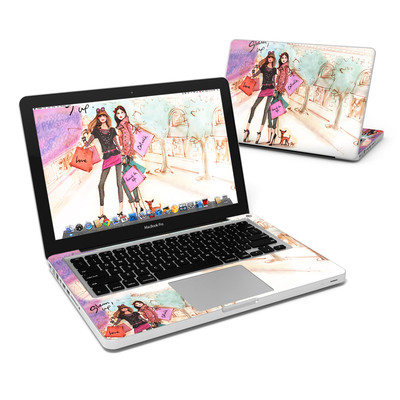 MacBook Pro 13in Skin - Gallaria