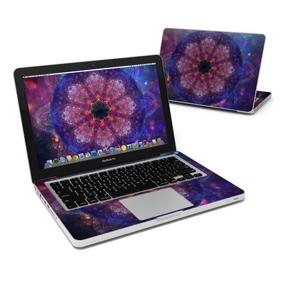 MacBook Pro 13in Skin - Galactic Mandala